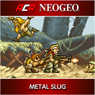 TETRALOGY METAL SLUG SWITCH NSP - ISOSLAND : Games of the new generation